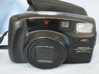*CASED-NICE* Pentax Zoom 105 Super Camera Cased £9.99